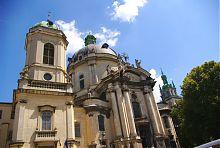 Комплекс Доминиканского собора (костел св. Евхаристии) во Львове