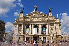 Театр опери та балету Львова