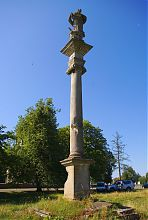 Колона святого Йосипа в Підгірцях