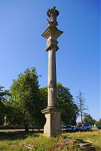 Колонна святого Иосифа в Подгорцах