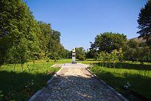 Підгорецький пам'ятник Т.Г. Шевченко