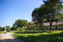Пам'ятник Тарасу Шевченку на території Підгорецького замкового комплексу