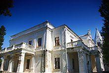 Південний фасад андрушівського палацу Терещенко