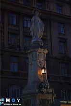 Статуя Пресвятої Богородиці у Львові