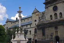 Колона Яна з Дуклі Бернардинського монастиря