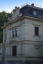 Східний кут львівського палацу Сапегів