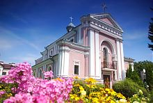 Бердичевский костел святой Варвары