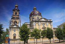 Собор святого Николая в Бердичеве