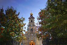 Колокольня бердичевского Свято-Николаевского собора