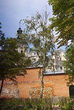 Северо-восточная оборонная стена кармелитского монастыря в Бердичеве