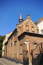 Каплиця безсрібників Косми і Даміана у Львові