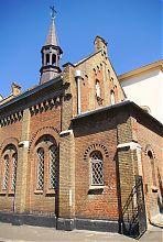 Захристя часовни бессребреников монастыря кармелиток