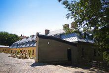 Южный корпус монастыря кармелитов во Львове