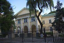Национальная библиотека им. Стефаника во Львове