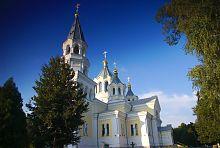 Житомирский кафедральный собор Преображения Господня