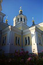 Южный фасад житомирского Преображенского кафедрального собора