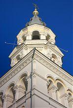 Дзвіниця житомирського Свято-Преображенського собору
