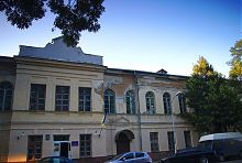 Житомирське жіноче училище (Будинок офіцерів)