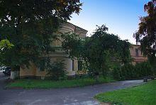 Східний фасад житомирського Будинку офіцерів