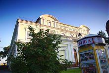 Областная филармония в Житомире