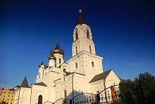 Храм в честь Воздвижения честного Креста Господня в Житомире