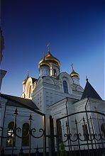 Средокрестие житомирского собора в честь Воздвижения честного Креста Господня