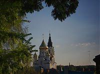 Свято-Крестовоздвиженский храм Житомира