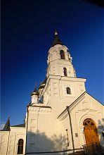 Колокольня Крестовоздвиженского житомирского собора