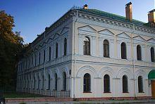 Колишня будівля Житомирського магістрату