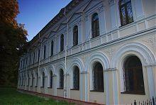 Восточный фасад житомирской ратуши