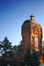 Житомирська водонапірна вежа Житомира