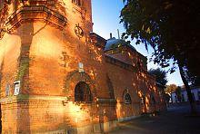 Нижній ярус водонапірної башти в Житомирі