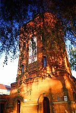 Водонапірна вежа на Пушкінській в Житомирі