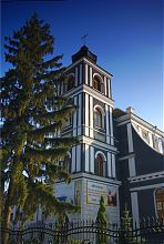 Дзвіниця костелу святого Яна з Дуклі в Житомирі