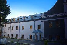 Келійний корпус житомирського монастиря францисканців