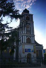 Костел Яна з Дуклі монастиря францисканців в Житомирі