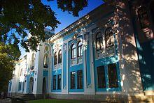 Житомирский краеведческий музей (Дом епископа)