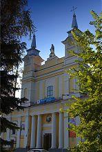 Житомирский Кафедральный собор святой Софии