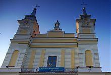 Башни Софийского собора в Житомире