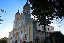 Житомирский католический Софийский собор