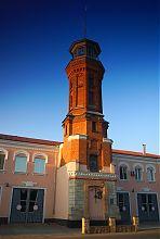 Каланча музею пожежної охорони Житомира