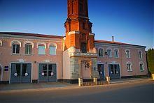Будівля самостійної пожежної частини №2 Житомира
