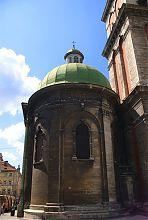 Успенська (Грецька) церква Львова