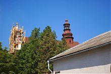 Сигнатурка храма львовского монастыря реформаторов