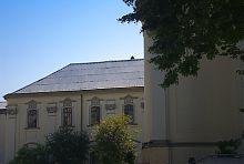 Келейные корпуса львовского монастыря сакраменток
