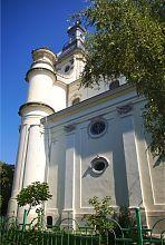 Південна нава Троїцького костелу