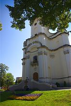 Костел Пресвятої Трійці монастиря сакраменток у Львові
