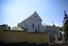 Львовский монастырь капуцинов (францисканцев)