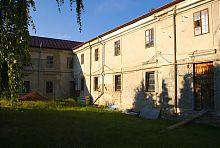 Восточное крыло бывшей консистории Троицкого собора Луцка