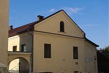 Восточный корпус капитула костела Святой Троицы в Луцке